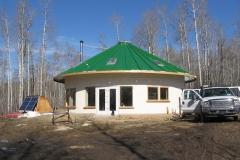 Round Cottage 2003