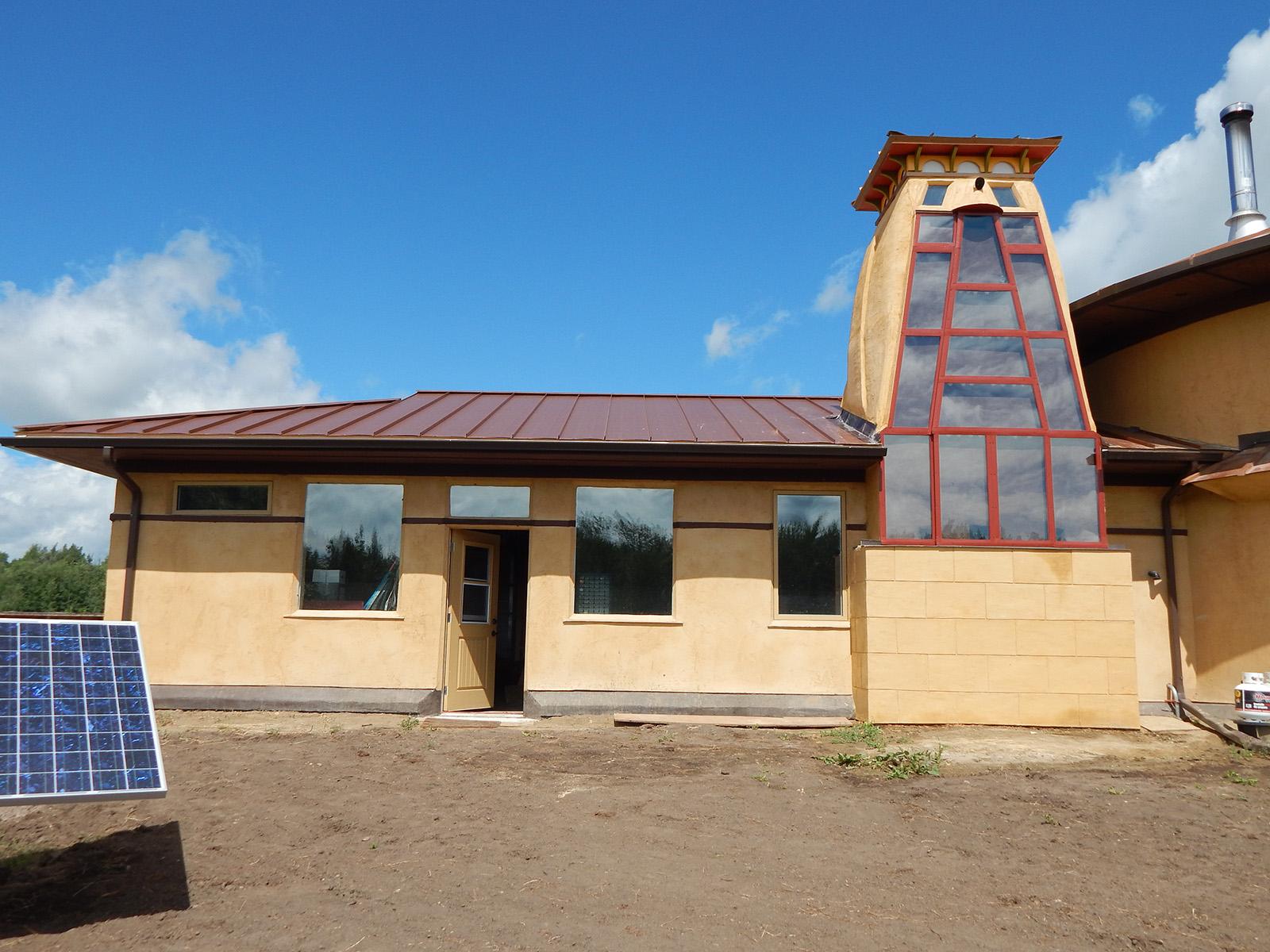 Solar Dragon House