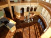 Solar Dragon House - Aerial view of Kitchen